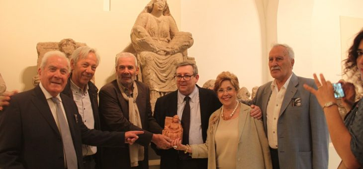 Domenico Proietti, docente di linguistica alla Università L.Vanvitelli: per salvare le memoria della composita civiltà di Capua