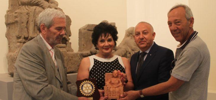 """Rotary International, Maria Rita Acciardi:""""La cultura sia il volano dell'economia, soprattutto per i giovani"""""""