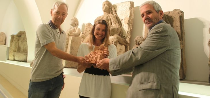 Quando un museo adotta un altro museo: la Cappella Sansevero di Napoli adotta una matuta del Museo Campano