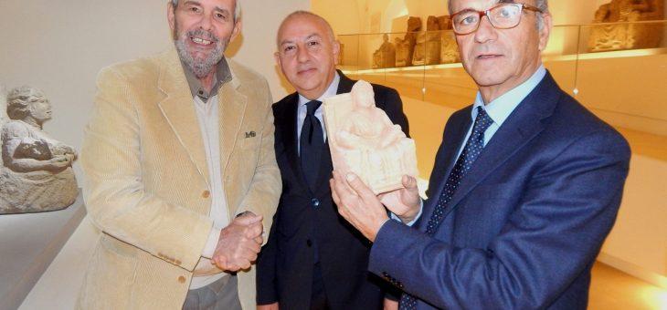 """Borgomeo, Fondazione Con il Sud, al premio Palasciano:""""Il riscatto di un territorio passa per la valorizzazione del suo patrimonio culturale"""""""