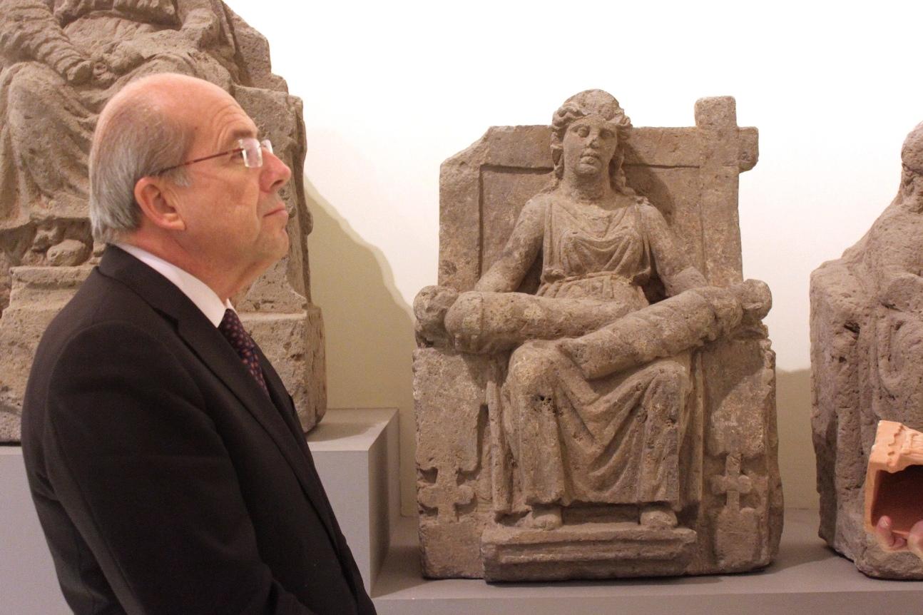 Raffaele Ruberto, prefetto di Caserta