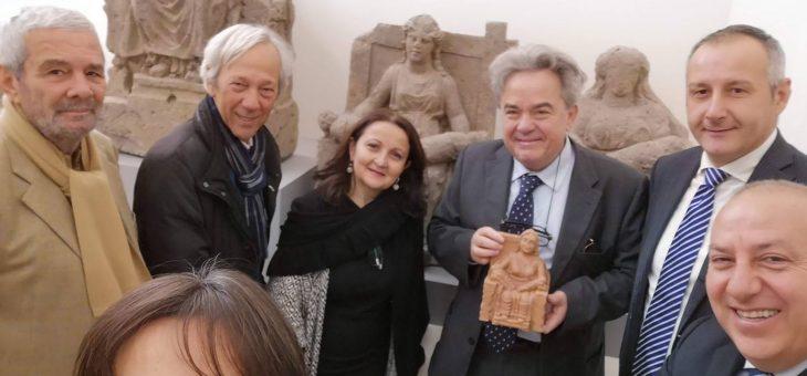 """Mauro Felicori, al premio Palasciano:""""Prendo sul serio questo atto e farò tutto il possibile per queste Madri"""""""