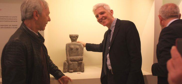 Massimo Bray torna dopo due anni al Museo per le Matutae