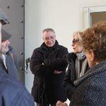 lida viganoni TCI e Sergio Sciarelli