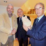 Calro Borgomeo, Fondazione Con il Sud - a Capua per ricevere il Premio Palasciano e aderire al progetto Adotta una Madre