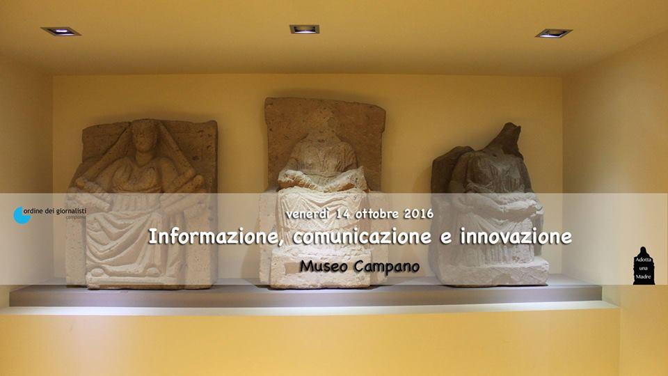 corso ODG - Informazione, comunicazione e innovazione