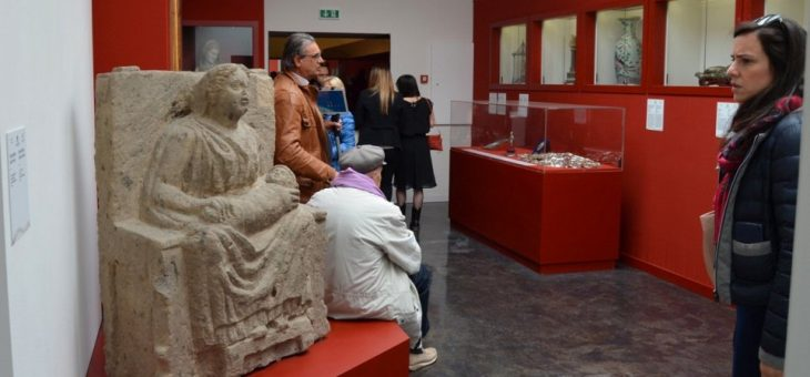 Scavi di Pompei: anche una Madre in mostra al Visitor Center fino al 27 novembre