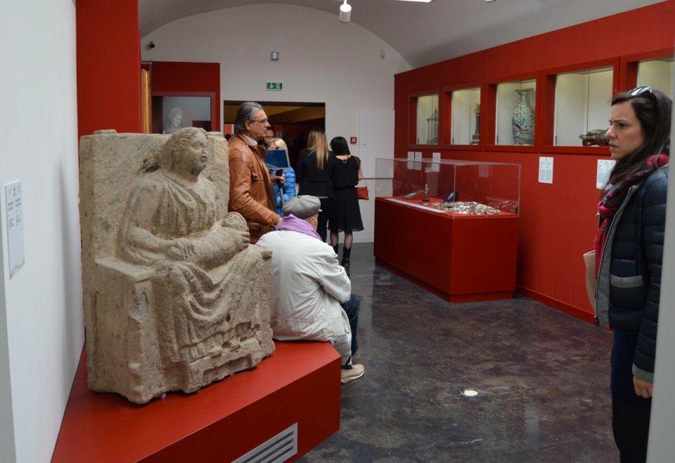 mater matuta a Pompei