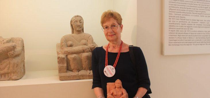Adriana Oliva, console Touring Club Napoli per i Beni Culturali: Il Museo merita la massima attenzione, ora invece è mortificato