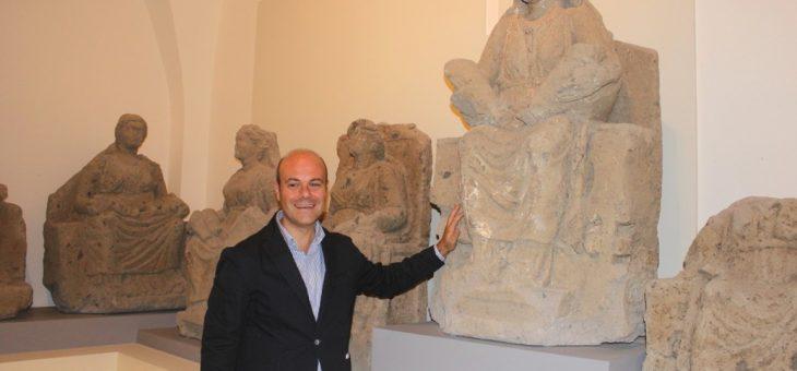 Giancarlo Panico, adotta una Madre: il mondo della Comunicazione e del Marketing Digitale a sostegno del Museo campano