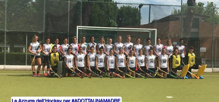 SPORT & CULTURA: la Nazionale Hockey femminile indossa la maglia di #AdottaUnaMadre per #WHL2017