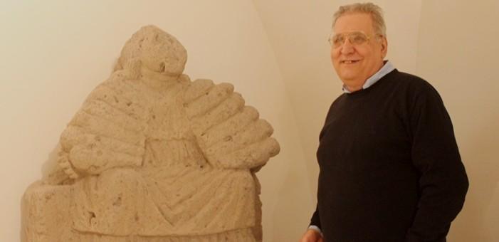 Lo scultore Luigi Vollaro adotta la sua Madre