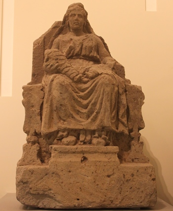 Mater Matuta - Museo Campano