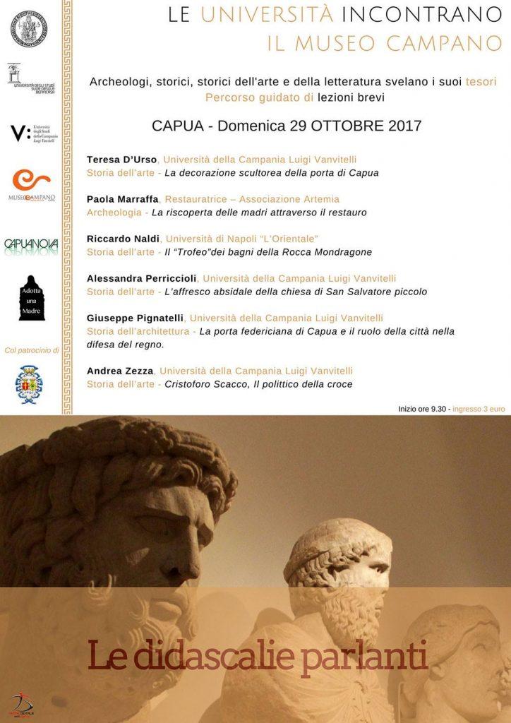 29 ottobre 2017 - le didascalie parlanti