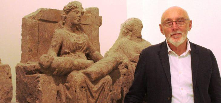 Paolo Rumiz: una tappa speciale del suo viaggio lungo l'Appia Antica